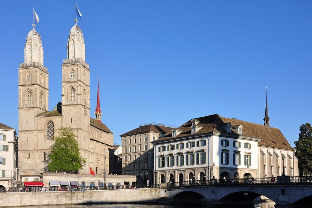 Things to Do and See in Zürich - Grossmunster