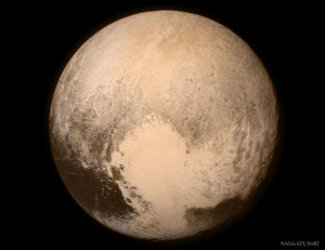 Space Travel. Looking forward to visiting Pluto.