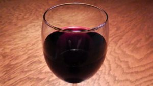Pinotage wine from South Africa