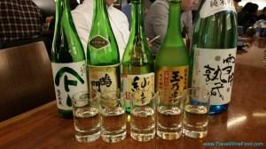 Izakaya Masuya Sake Tasting Set
