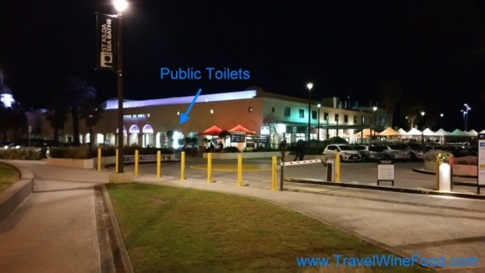 St Kilda Public Baths Toilets