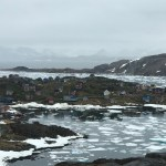 Greenland:  The Beautiful Village of Kulusuk