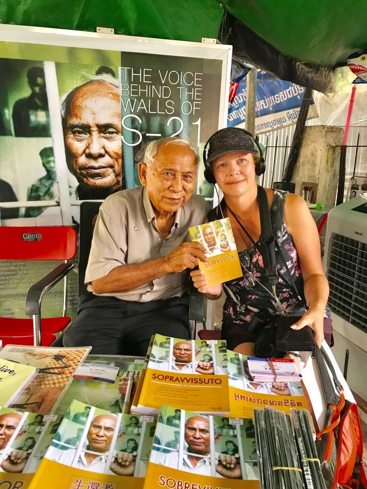 Mr. Chum Mey ~ Cambodia