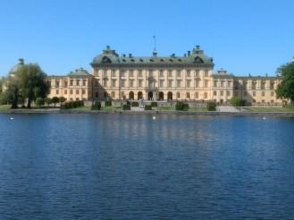 Stockholm Drottningholm Palace..
