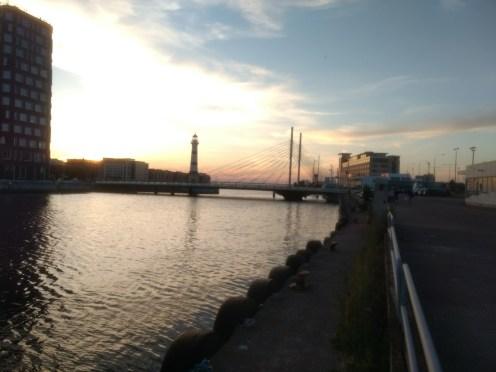 Malmo..a view