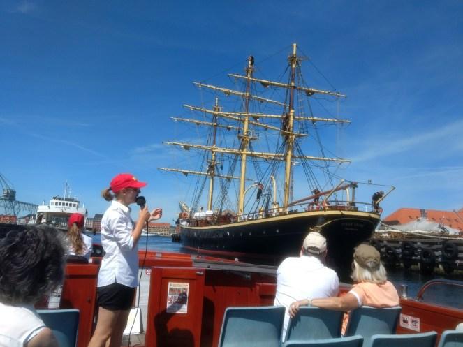 Copenhagen...boat ride a must :-)