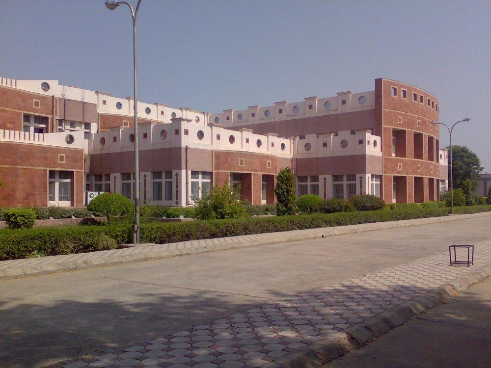 The new library complex, BITS, Pilani,India