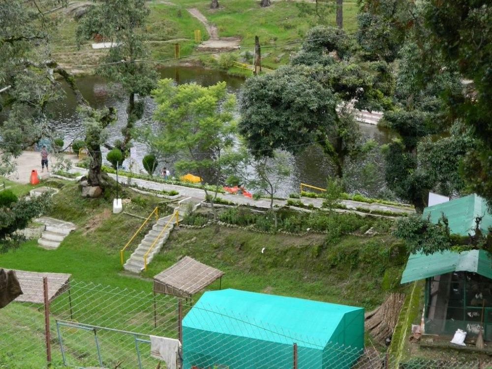 Bhullar Tal (Lake) Wikimedia, Lansdowne,India