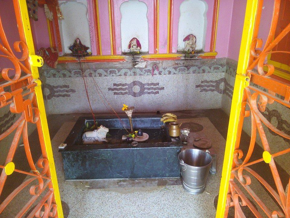Bhootnath Temple, Pilani, India. Lord Shiva temple