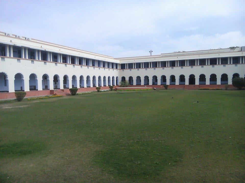 ET quadrangle, BITS, Pilani, India