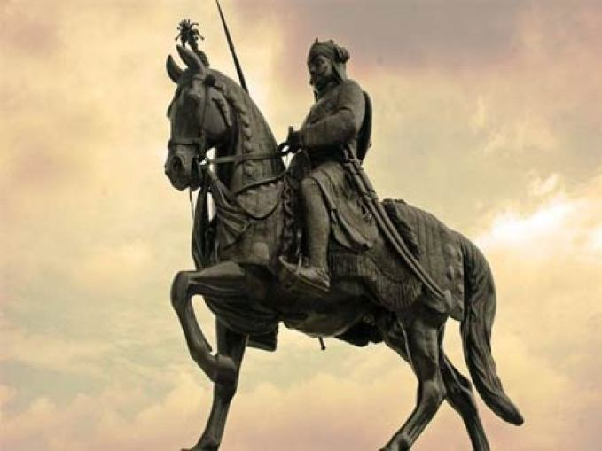 Maharana Pratap, the WarriorRajasthan,India
