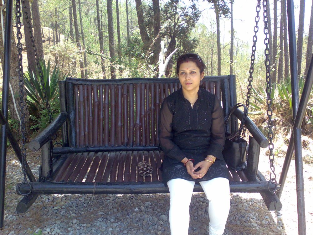 West View hotel, Ranikhet, India