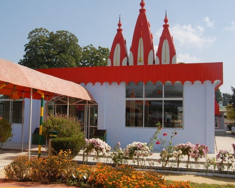 Mankameshwar Temple, Ranikhet, India