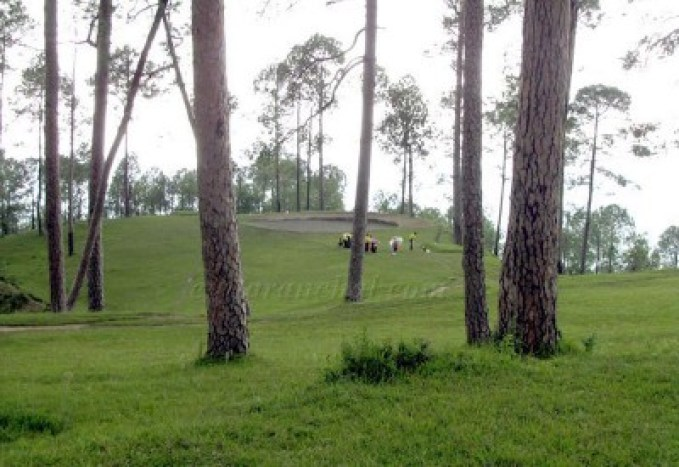 Golf Course, Ranikhet, India
