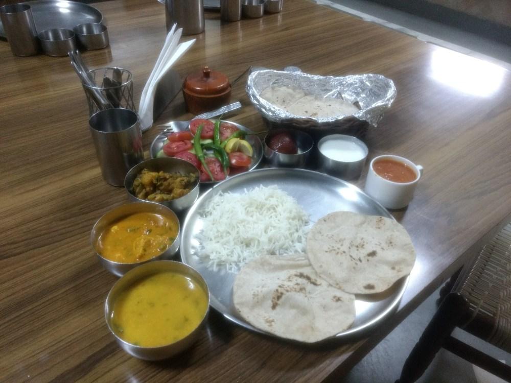 Food a V fast hostel, BITS, Pilani, India