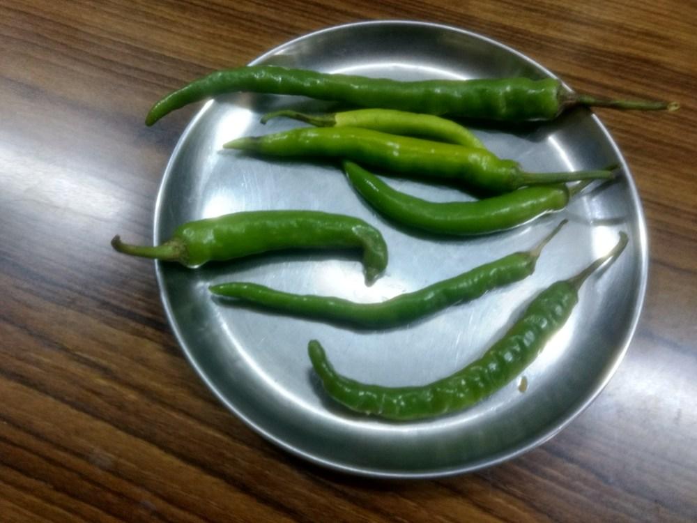 Food at V fast hostel, BITS, Pilani, India