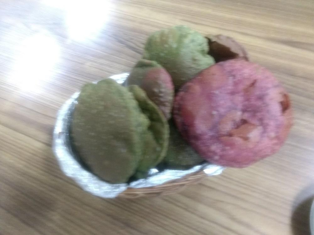 BITS, Pilani campus, India. V fast hostel food