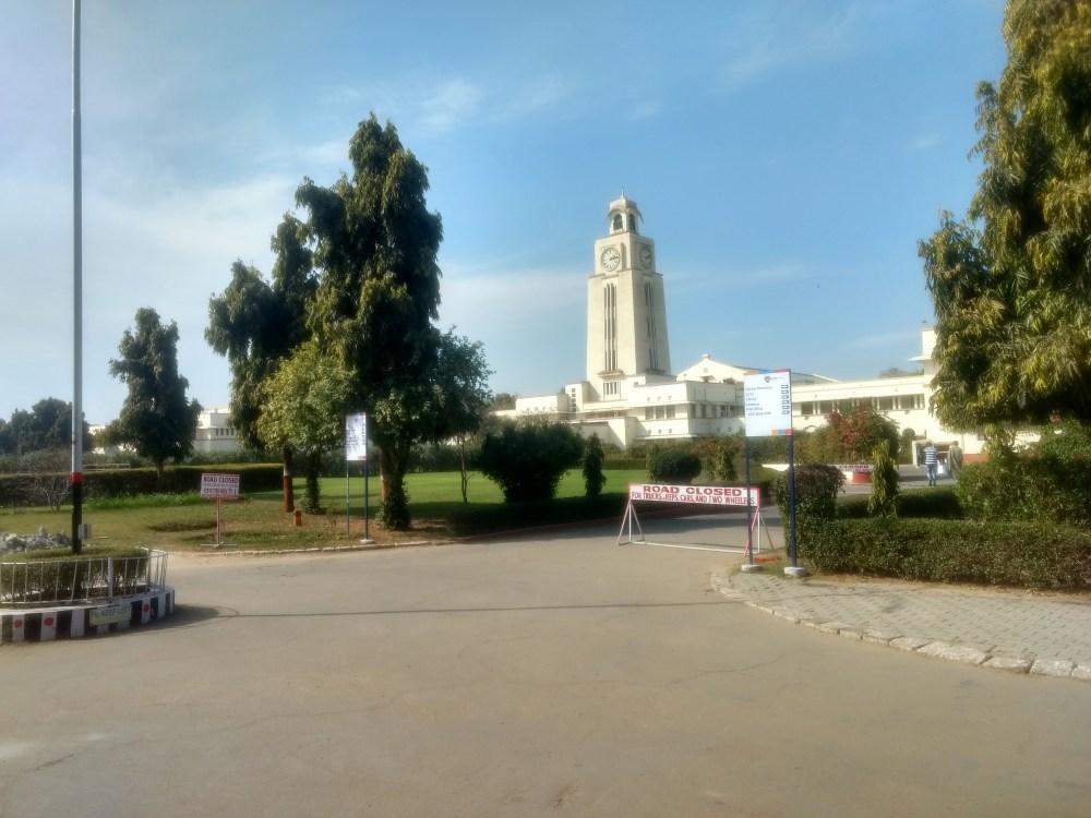 BITS, Pilani campus, India.
