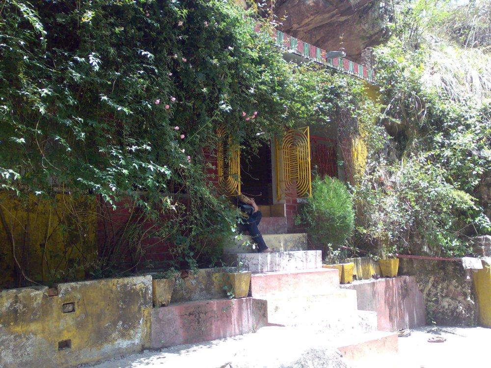 Rudradhari Cave Temple, Kausani, Uttarakhand, India