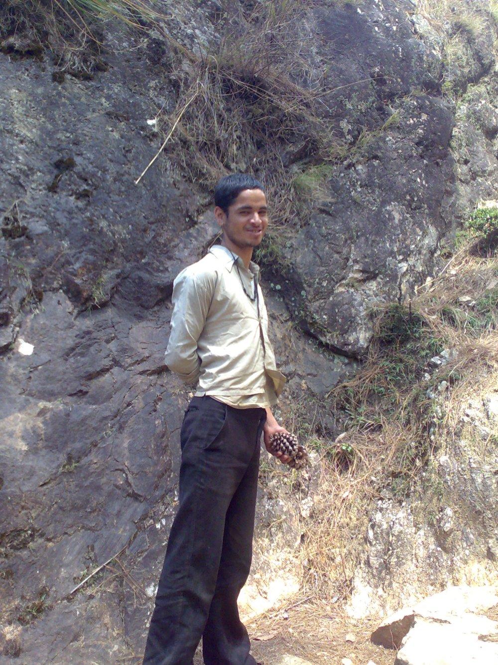 Kausani.Uttarakhand,India