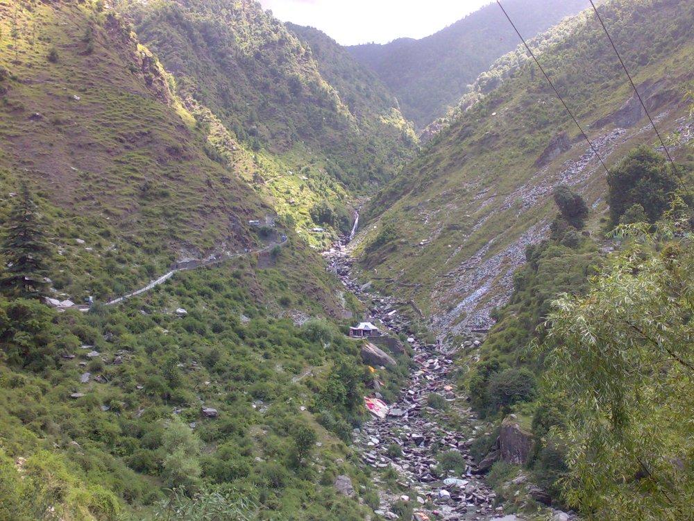 Kangra Valley, Dharamshala, Himachal Pradesh, India