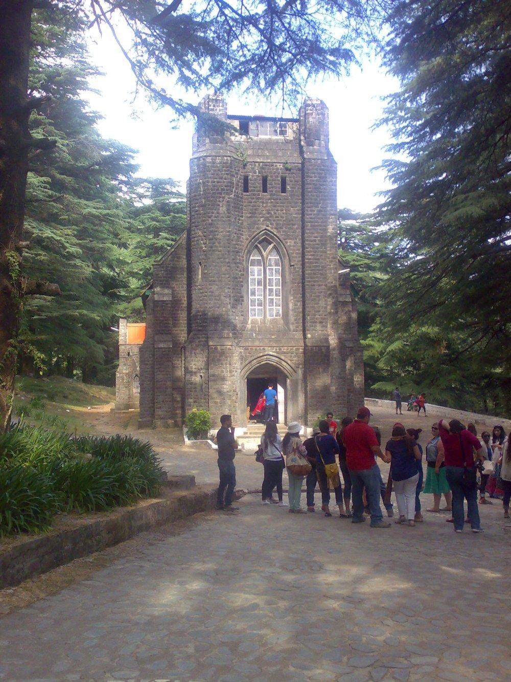 St. John in the Wilderness Church, Dharamshala