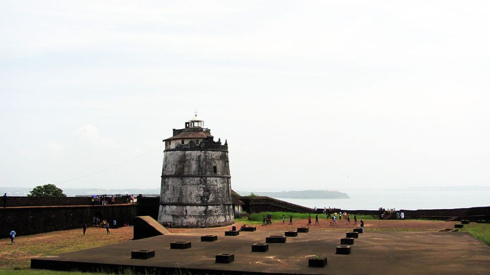 Fort Aguada, Goa, India