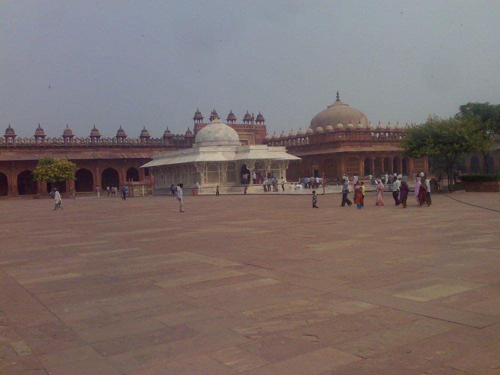 Jama Masjid, Agra, India
