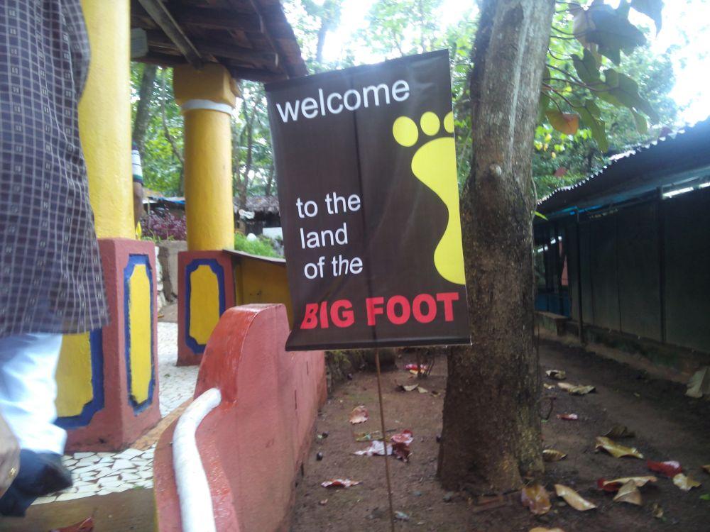 Big Foot, Goa, India