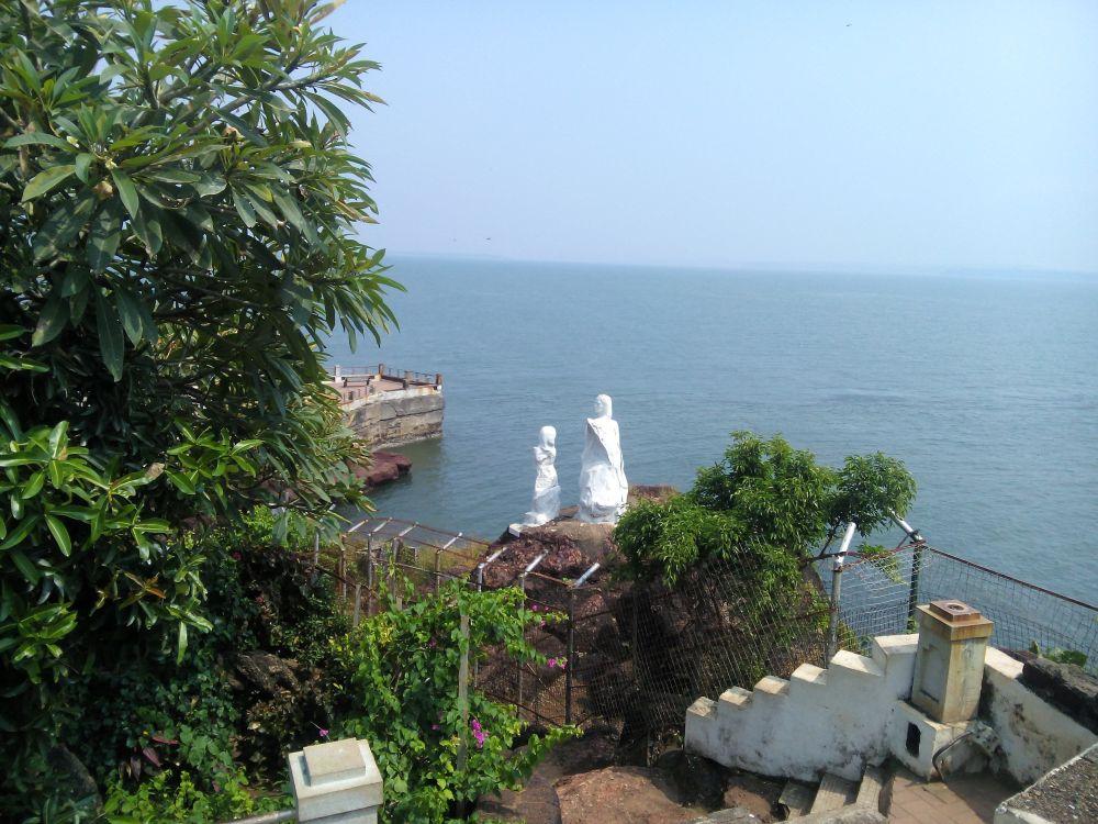 Dona Paula Statue, Goa, India