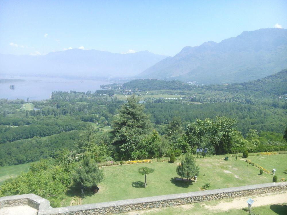 Pari Mahal, Srinagar, Kashmir, India