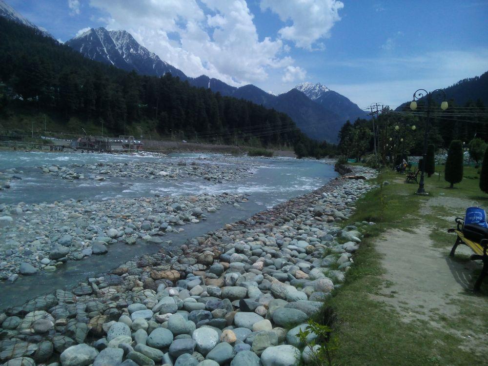 Pahalgam, Kashmir, India