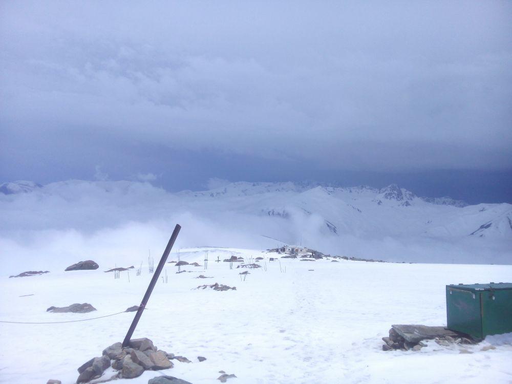 Mountain top, Gulmarg, Kashmir, India