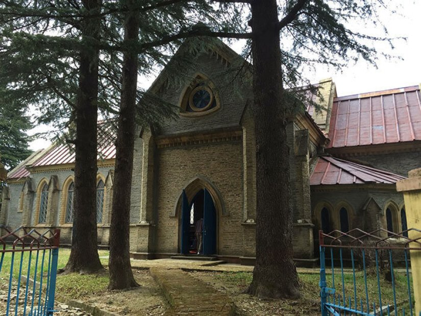 St.Francis Church, Dalhousie, India