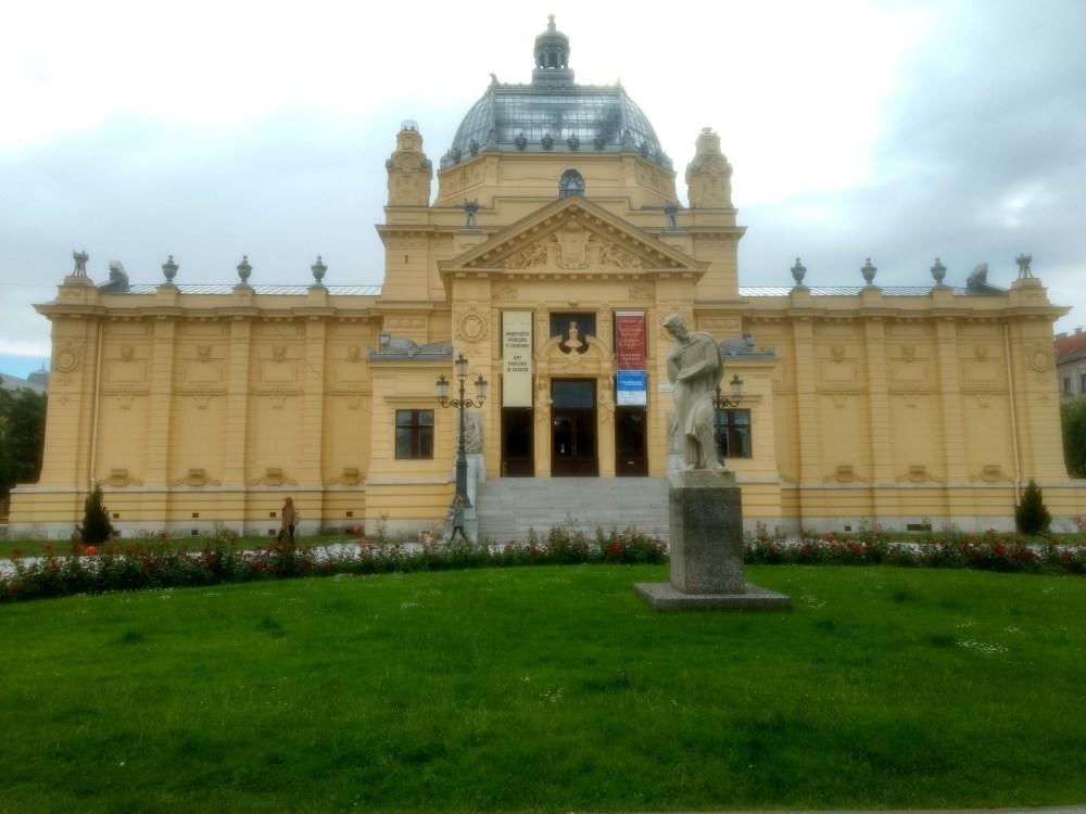 Zagreb Art Pavilion, Croatia