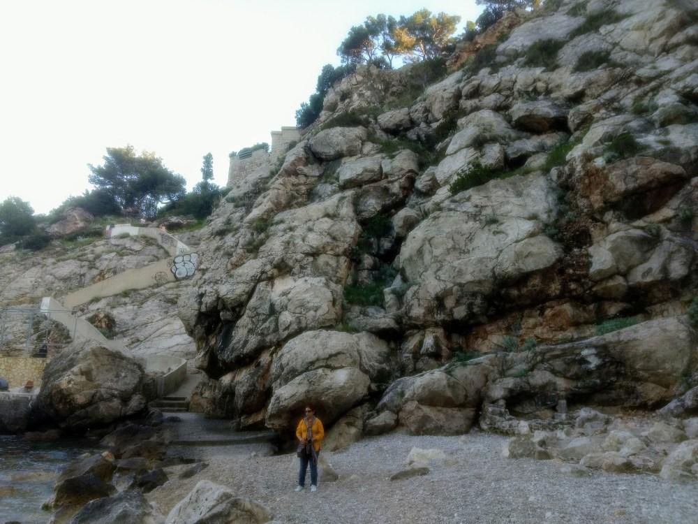Bellevue Beach, Dubrovnik, Croatia