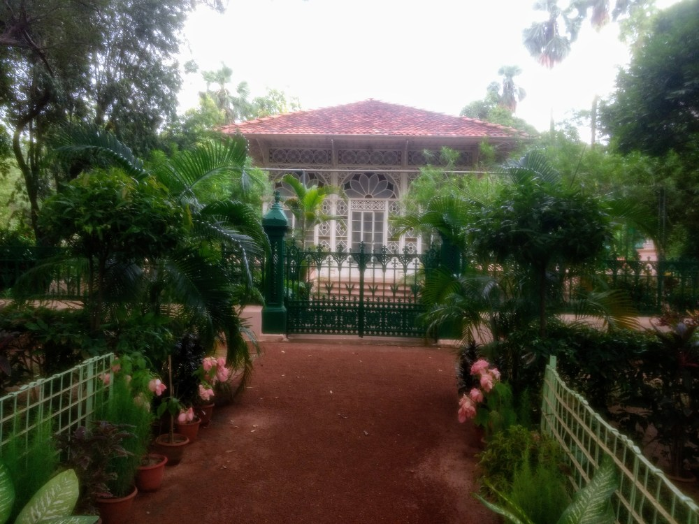 Shantiniketan, India