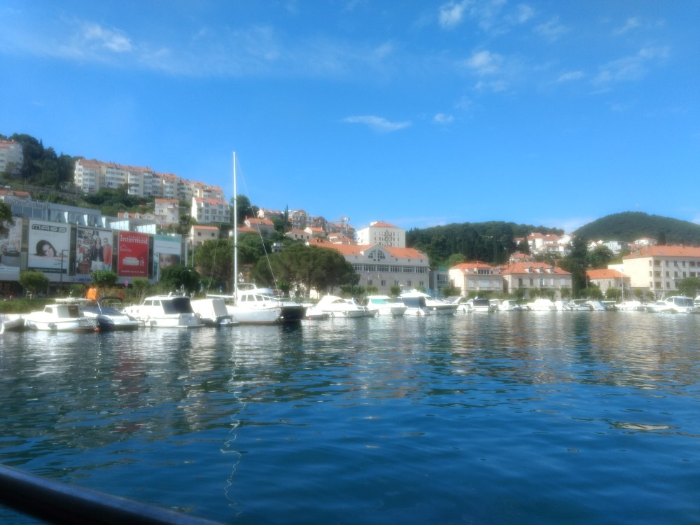 Boat trip to Elaphiti Islands, Dubrovnik, Croatia