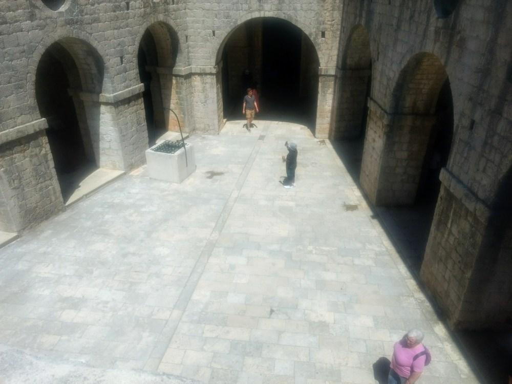 Fort Lovrijenac, Old Town, Dubrovnik, Croatia