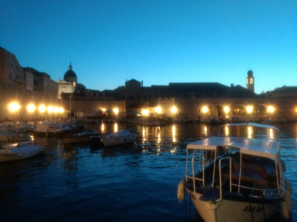 Old Town Port, Dubrovnik, Croatia