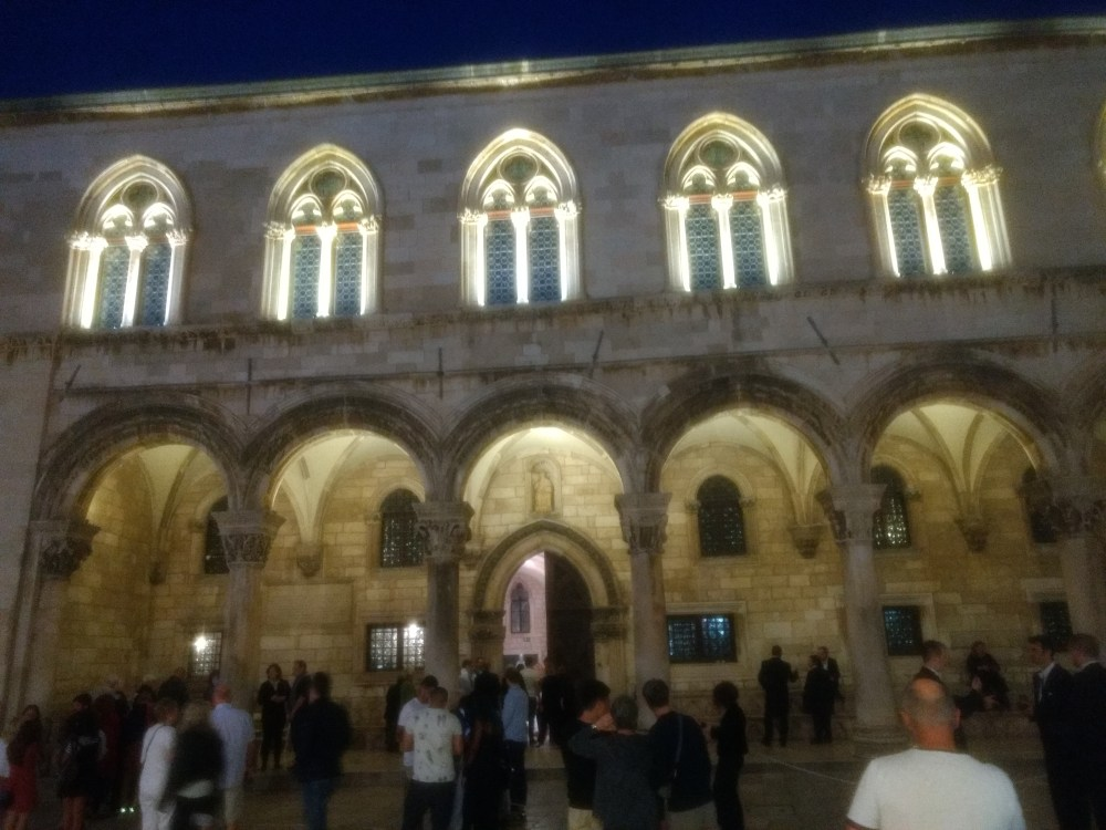 Rector's Palace, Old Town, Dubrovnik, Croatia