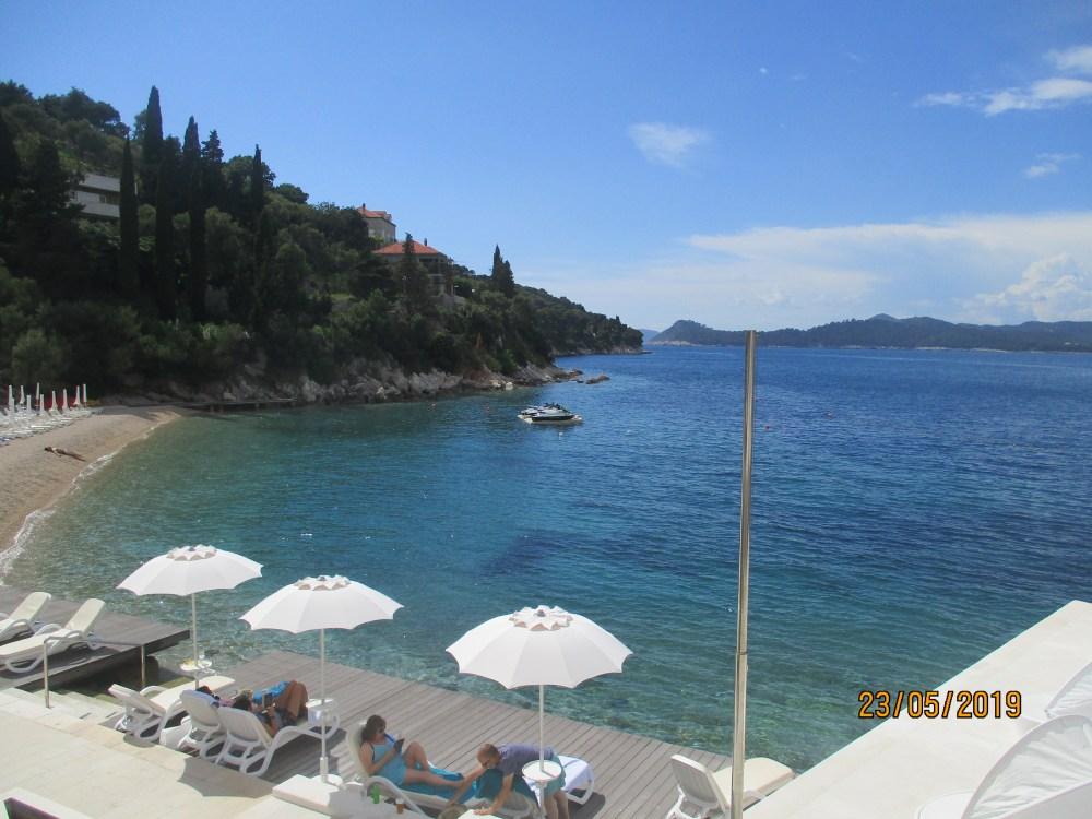 Lopud Island in Elaphiti Islands, Dubrovnik, Croatia