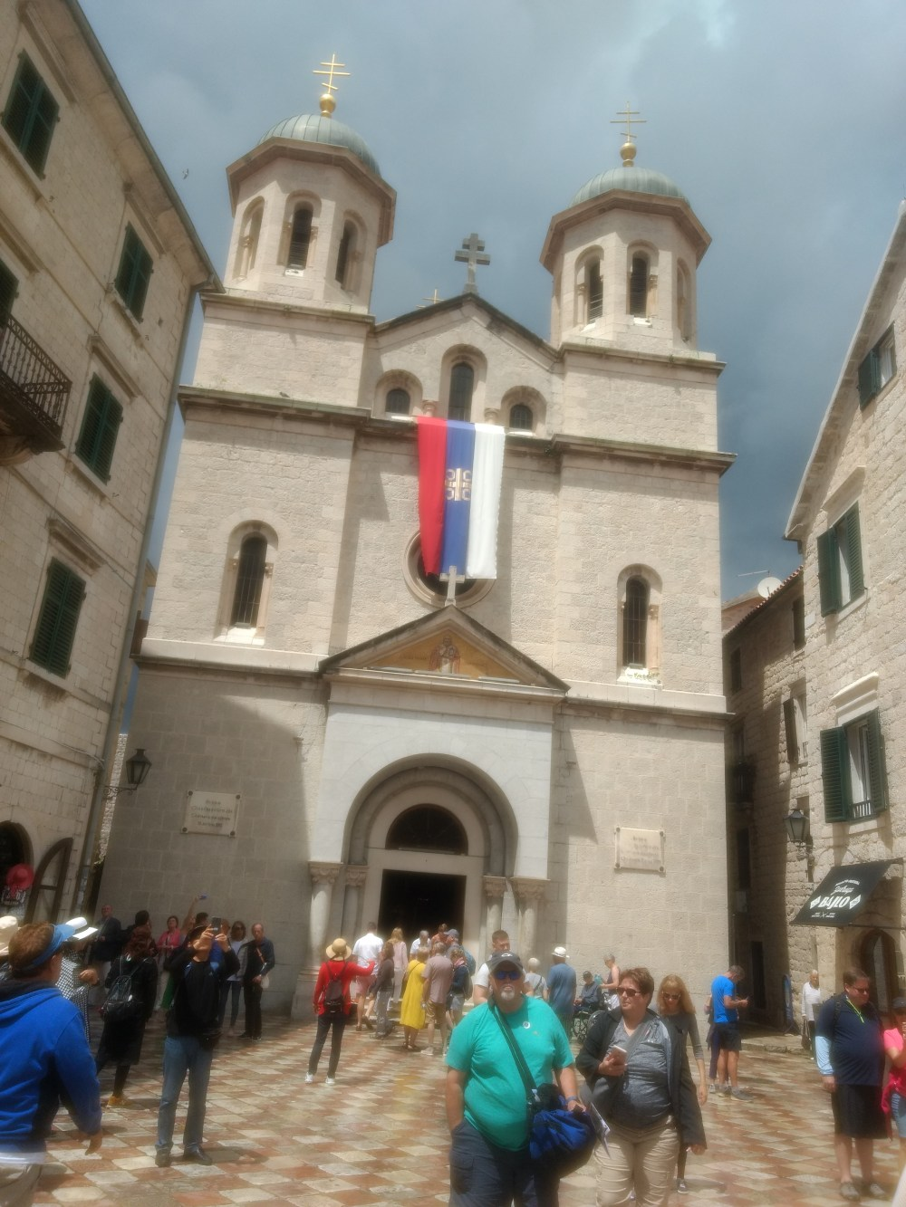 St. Nicholas Church, Old Town, Montenegro, Europe
