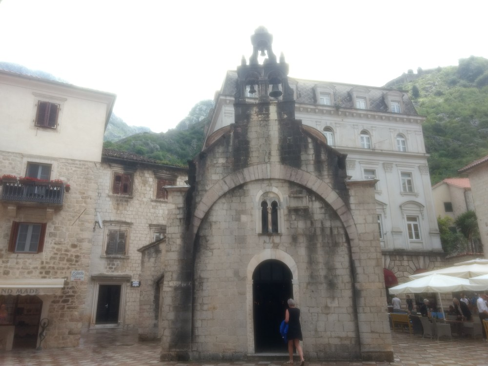 St. Luke's Church, Old Town, Montenegro, Europe