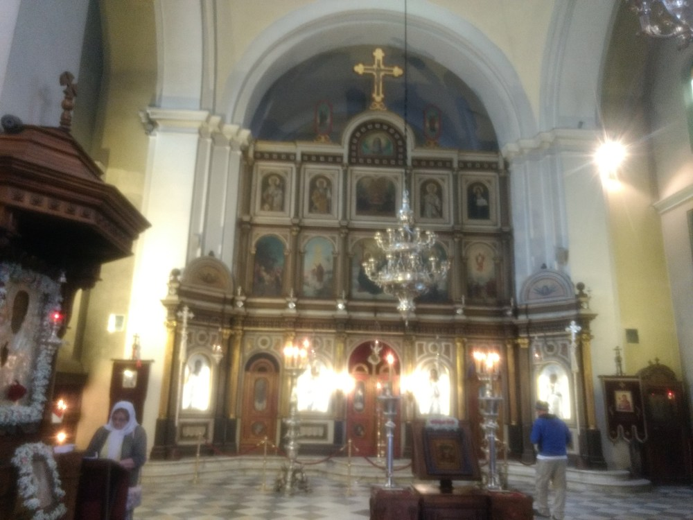 St. Michael's Church, Old Town, Kotor, Montenegro, Europe