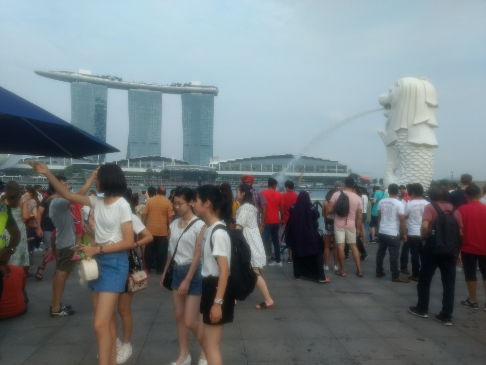 Singapore Marina Square