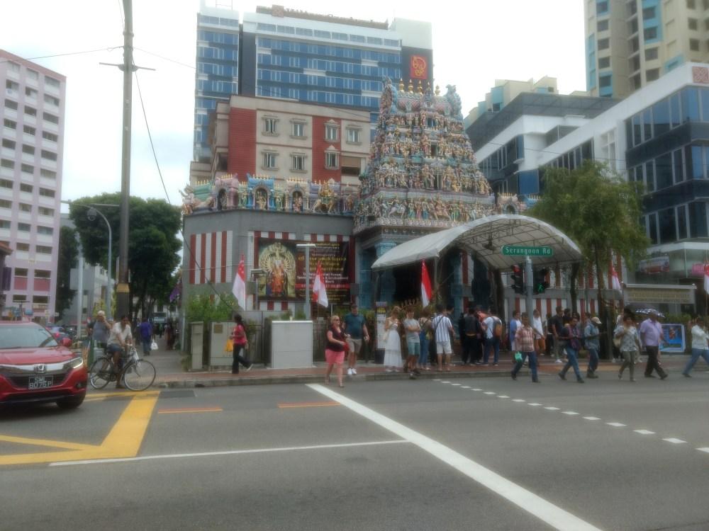 Veeramakaliamman Temple, Little India, Singapore
