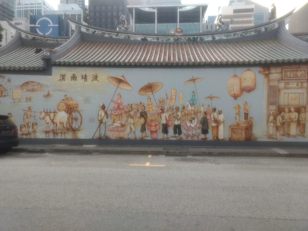 China Town, Singapore