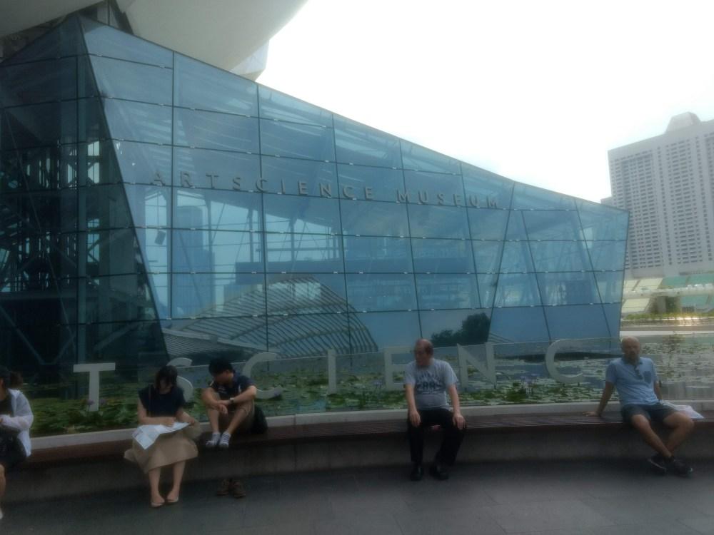 AetScience Museum, Marina Bay Sands, Singapore