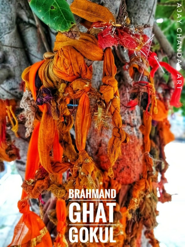 Brahmand Ghat, Gokul, India